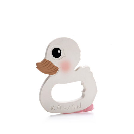 Picture of Hevea Kawan Rubberduck & Teether Giftset