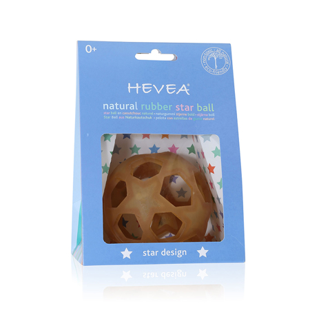 Picture of Hevea Star Ball Natural