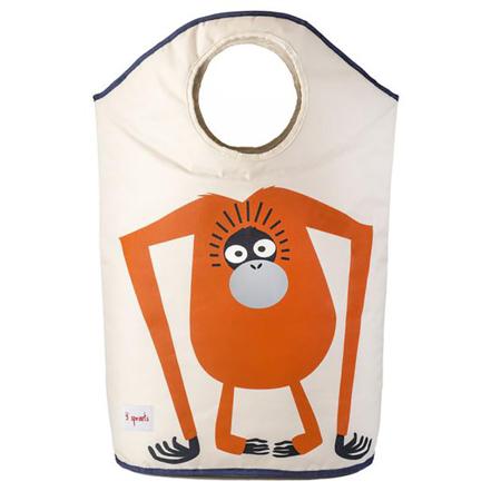 Slika 3Sprouts® Koš za igrače in perilo Orangutan