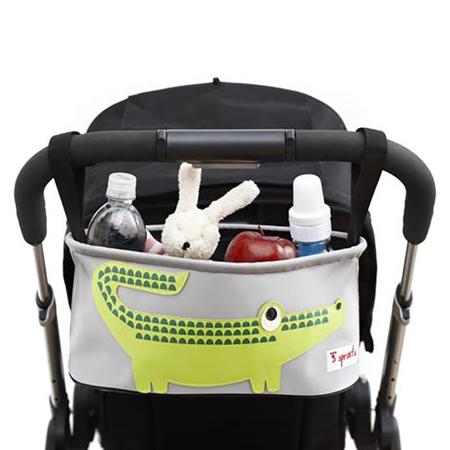 3Sprouts® Organizator za voziček Krokodil