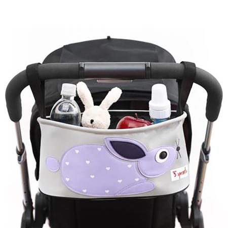 Slika 3Sprouts® Organizator za voziček Zajček