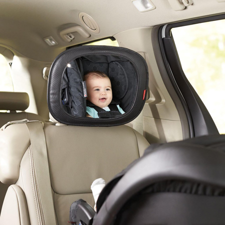 Picture of Skip Hop® Style Driven Backseat Baby Mirror