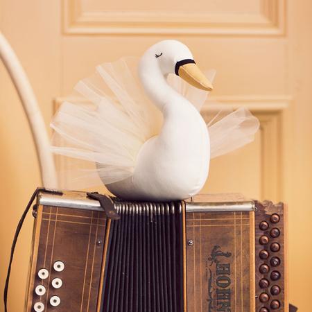 Slika Elodie Details® Plišasta igračka The Ugly Duckling