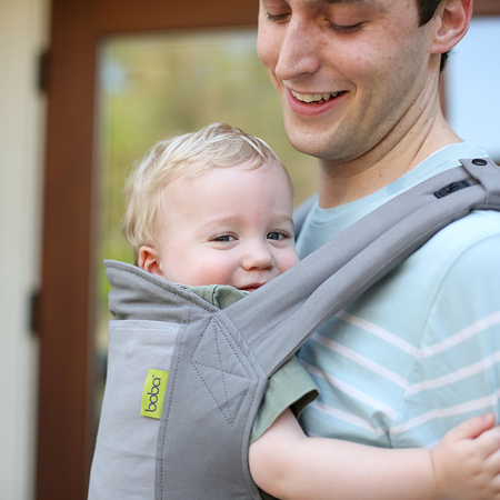 Picture of Boba® Soft Carrier Boba 4G - Dusk
