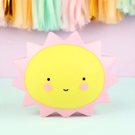 Slika A Little Lovely Company® Majhna lučka Sonček
