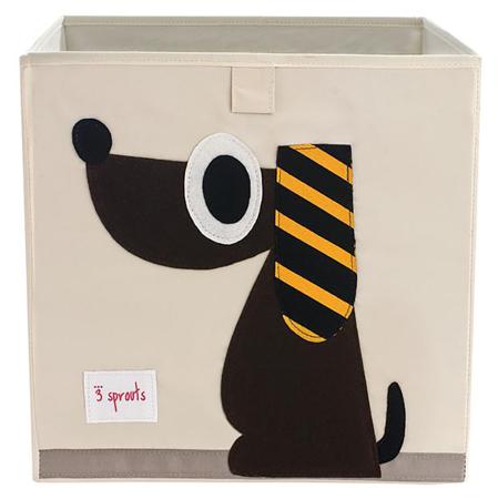 3Sprouts® Škatla za igrače Kuža