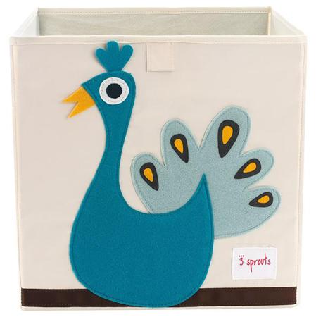 3Sprouts® Škatla za igrače Pav