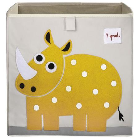 3Sprouts® Škatla za igrače Nosorog