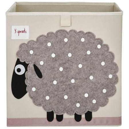 3Sprouts® Škatla za igrače Ovčka
