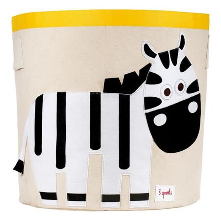 Slika 3Sprouts® Koš za igrače Zebra