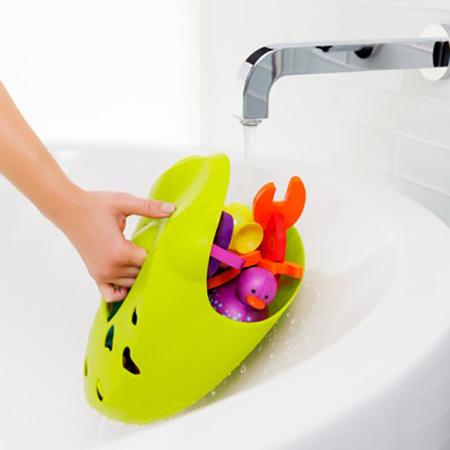Immagine di Boon® Porta giocattoli da bagno Rana