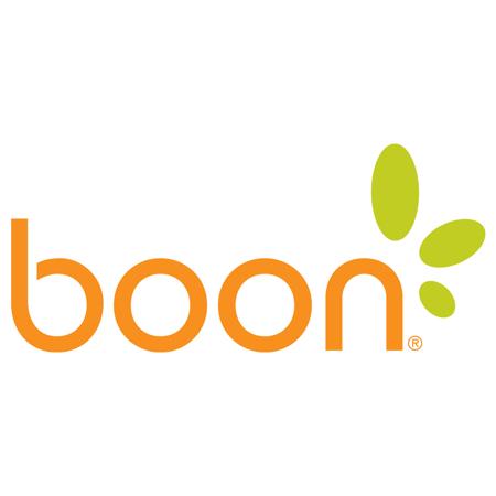 Boon® Pripomoček za hranjenje Pulp Moder/Oranžen
