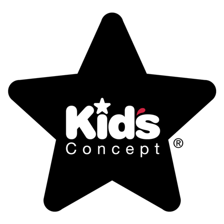 Picture of Kids Concept® Multi Hook Board Star White