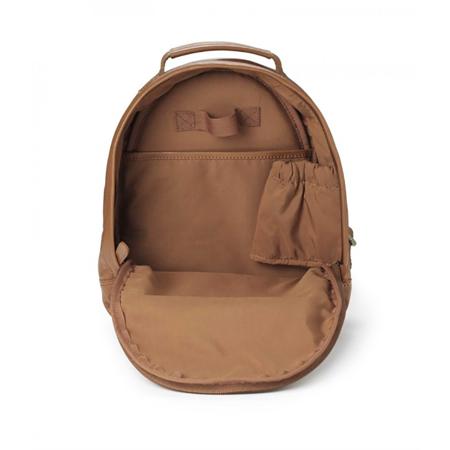 Slika Elodie Details® Mini nahrbtnik Chestnut Leather