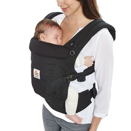 Picture of Ergobaby® Adapt Baby Carrier Black