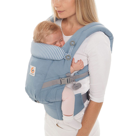 Picture of Ergobaby® Adapt Baby Carrier Azure Blue