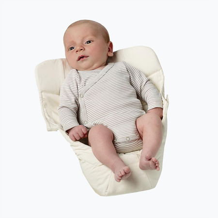 Slika Ergobaby® Udobni vstavek za novorojenčka Naravni