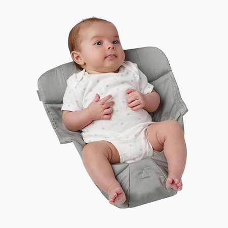 Slika Ergobaby® Udobni vstavek za novorojenčka Sivi