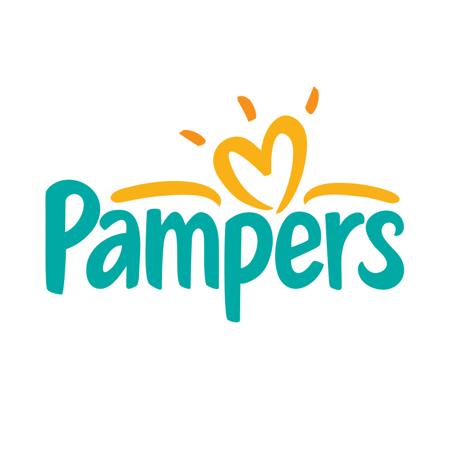 Pampers® Otroški vlažilni robčki Baby Fresh Clean Promo pack 6x64 kosov