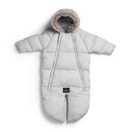 Picture of Elodie Details Baby Overall - Marble Grey