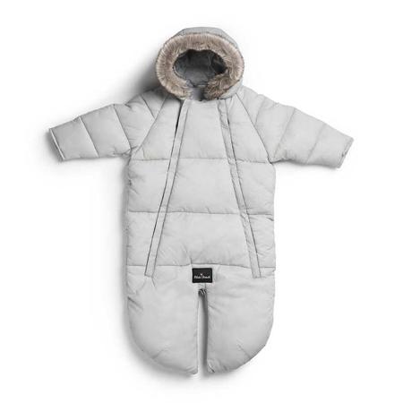 Slika Elodie Details® Pajac in zimska vreča za dojenčka Marble Grey