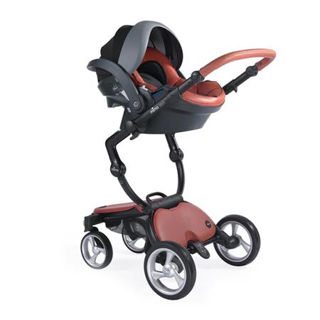 Picture of Mima® iZi Go Car Adapter Sicilian Red