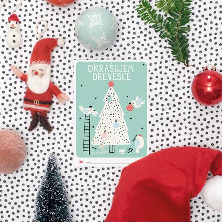 Immagine di Milestone® Knjižica za posebne priložnosti Prvi božič