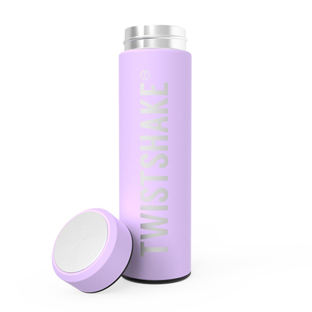 Slika Twistshake® Termovka 420ml Pastel Purple