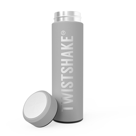 Slika Twistshake® Termovka 420ml Pastel Grey