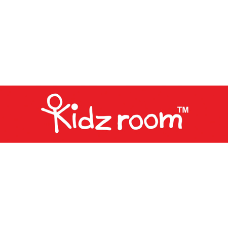 Kidzroom® Okrogel nahrbtnik Open your eyes Peach