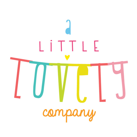 A Little Lovely Company® Nahrbtnik Pavi