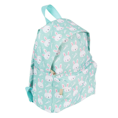 Picture of A Little Lovely Company Little Backpack - Rabbits