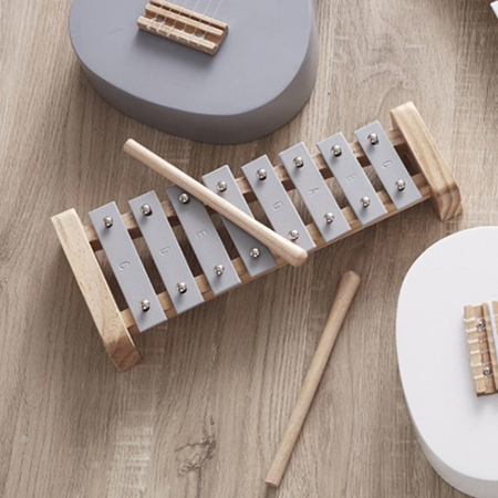 Picture of Kids Concept® Xylophone Grey