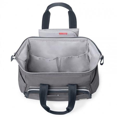 Slika Skip Hop® Previjalna torba s kovinskim okvirjem