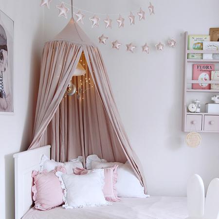 Cotton&Sweets® Otroški baldahin Pink