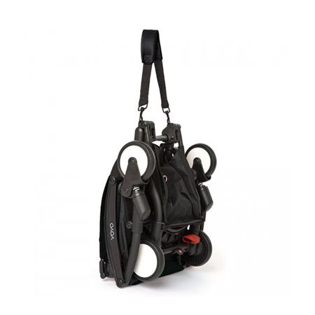 Slika Babyzen® YOYO Otroški voziček 6+ Black Black Frame