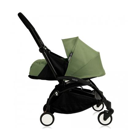 Babyzen® YOYO+ Otroški voziček 6+ Peppermint Black Frame