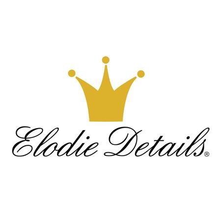 Elodie Details® Zimska Vreča s perjem Midnight Black