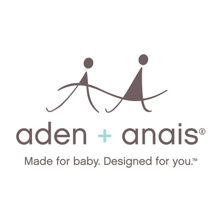 Immagine di Aden+Anais® Set di 3 bavaglini Petal Blooms