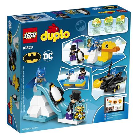 Slika Lego® Duplo Dogodivščina z Batkrilom