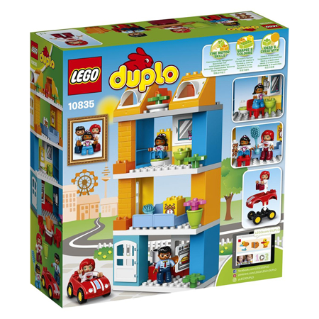 Slika Lego® Duplo Družinska hiša