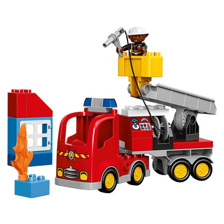 Slika Lego® Duplo Gasilsko vozilo