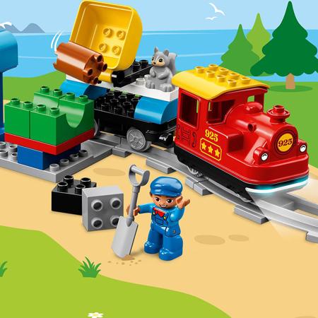 Slika Lego® Duplo Parni vlak