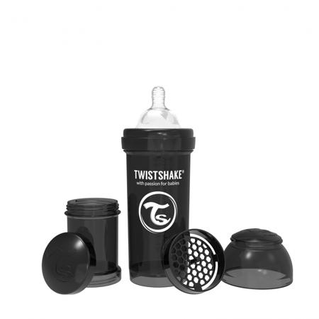 Twistshake® Steklenička Anti-Colic 260ml Pastel (2+m)