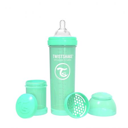 Twistshake® Steklenička Anti-Colic 330ml Pastel (4+m)