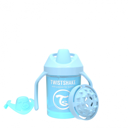 Slika Twistshake® Lonček Mini Cup 230ml (4+m)