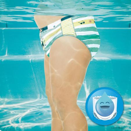 Pampers® Vodne hlačne plenice S4 11/1