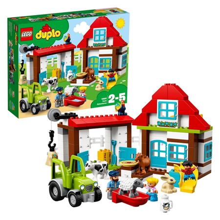 Slika Lego® Duplo Dogodivščine na kmetiji