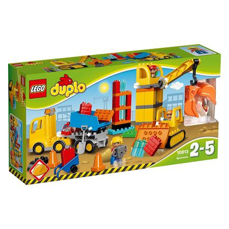 Slika Lego® Duplo Veliko gradbišče