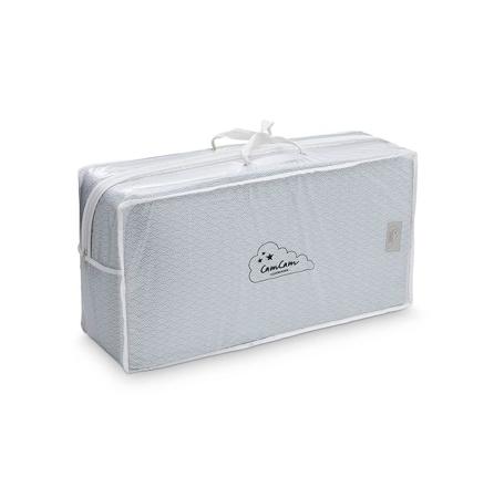 Slika CamCam® Obroba za posteljico Grey Wave 360x30